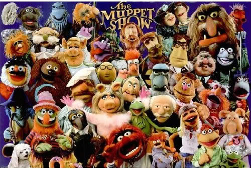 2011: The Year of the Muppets – Film Strip